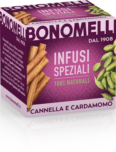 Spiced Infusions - Bonomelli