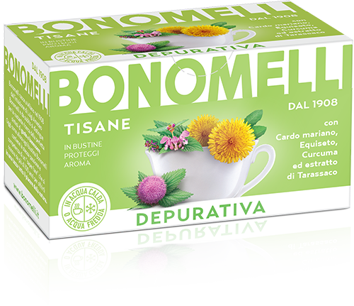 Wellness Teas - Bonomelli