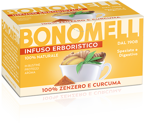 Herbal teas - Bonomelli