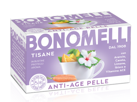 Anti-age Skin wellness tea - Bonomelli