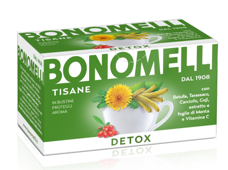 Detox wellness tea - Bonomelli