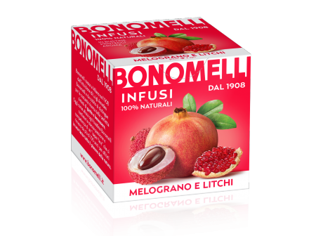 Pomegranate and lychee - Bonomelli