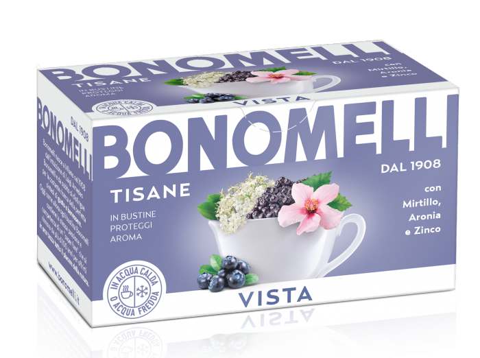 Eyesight wellness tea - Bonomelli