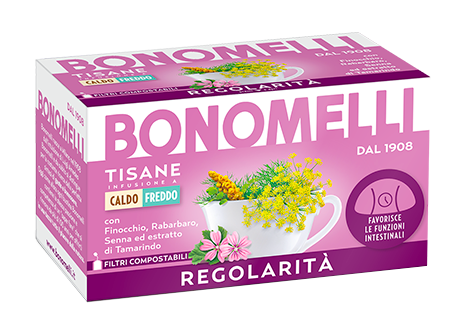 Regularity wellness tea - Bonomelli