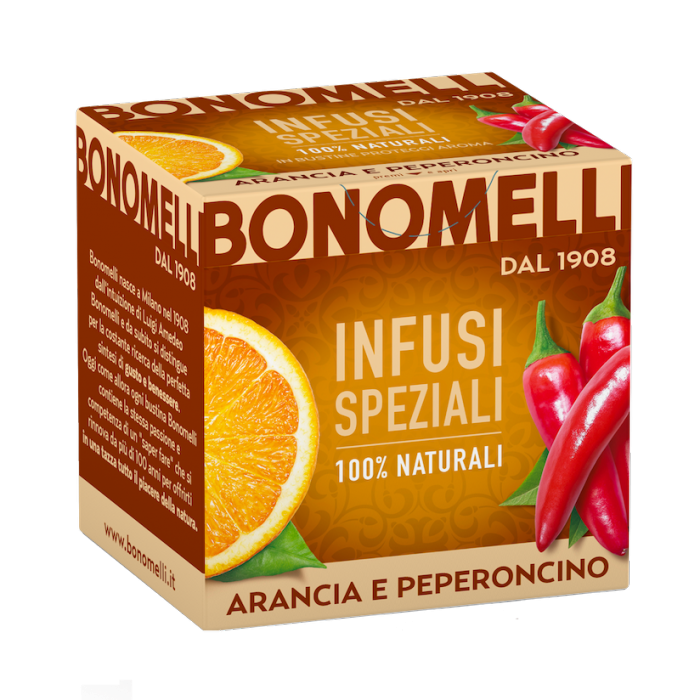 ORANGE AND CHILLI PEPPER - Bonomelli