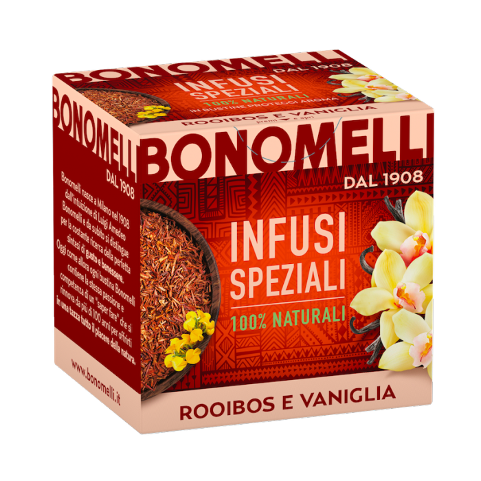 ROOIBOS AND VANILLA - Bonomelli