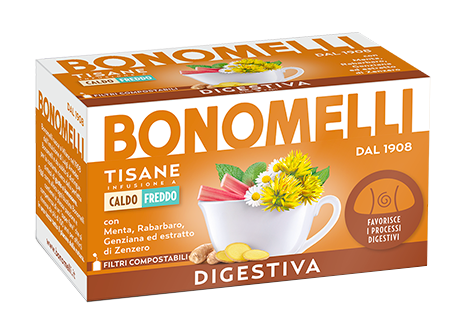 Digestive wellness tea - Bonomelli